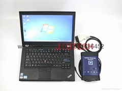 GM MDI Multiple Diagnostic Interface MDI Diagnostic Tool with T420 laptop
