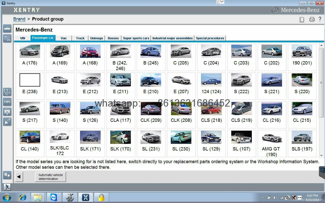 das xentry wis epc software for benz c3 c4 mercedes. Black Bedroom Furniture Sets. Home Design Ideas