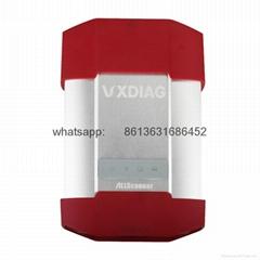 VXDIAG MULTI Diagnostic Tool for TOYOTA V9.30.002 + HONDA V3.014 + Land Rover/Ja