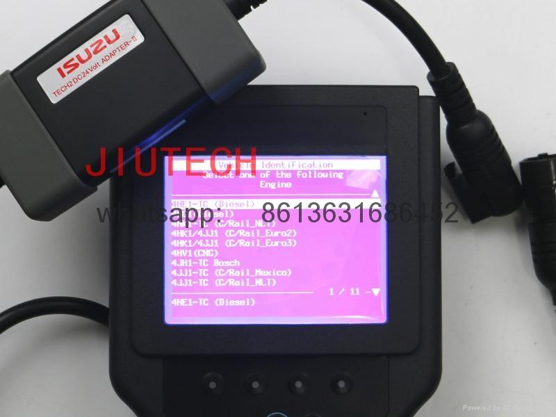ISUZU Universal Truck Diagnosis isuzu tech 2 DC24v adapter 2