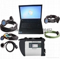 V2017.05 MB SD Connect C5/C4 Star Diagnosis Plus Lenovo T410 Laptop With DTS
