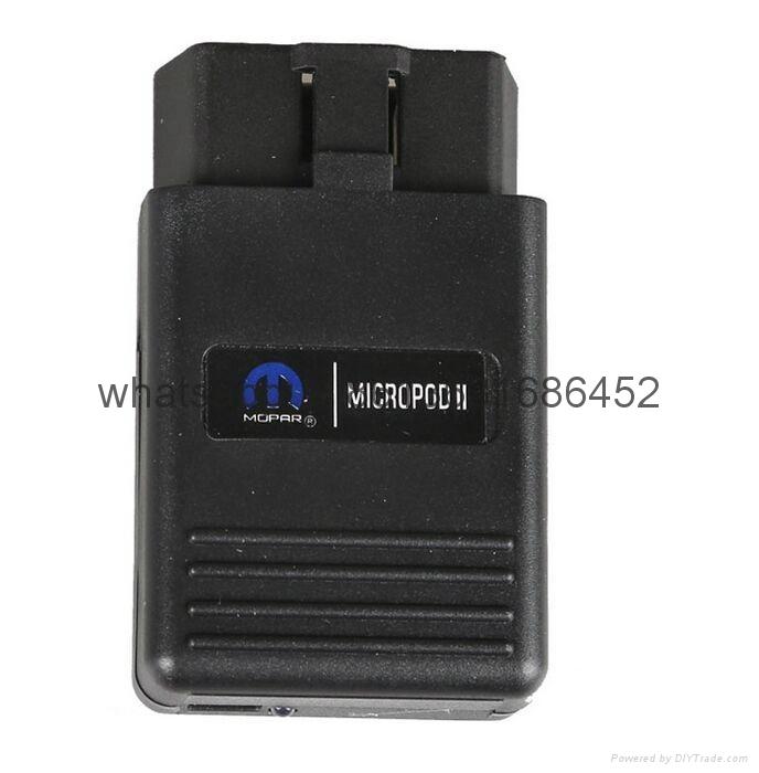 Chr   er Diagnostic Tool  wiTech MicroPod 2 17.04.27 (skype:jiutech9705) 6