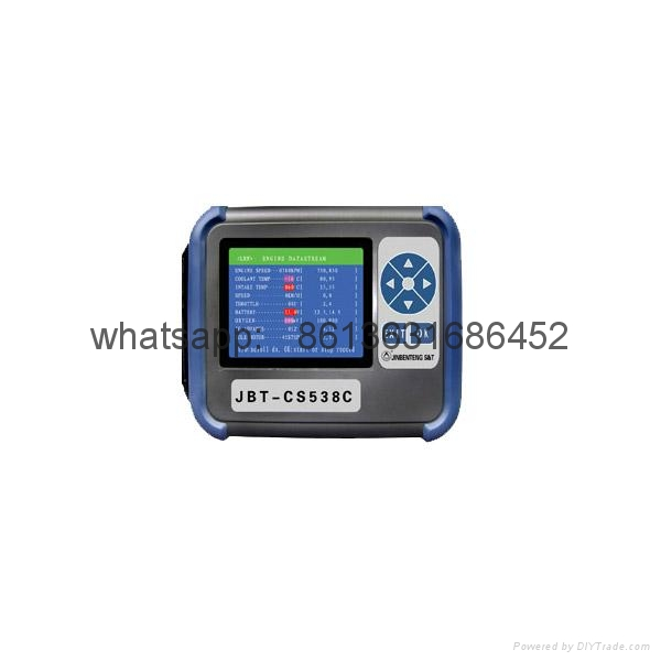 Vehicle Scanner Auto Diagnostic Tool Scanner JBT-CS538C