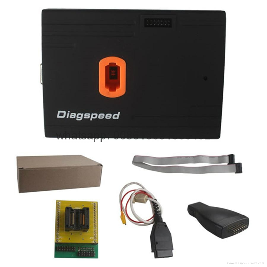 2017 Original V1.06.08 Diagspeed MB Key OBD2 Mercedes Benz Key Programmer(Powerful than VVDI Benz BGA Tool) Supports All keys Lost