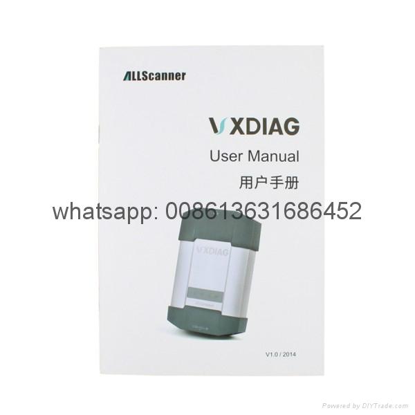 WIFI VXDIAG Multi Diagnostic Tool for SUBARU SSM-III Multi Diagnostic Tool V2015.10