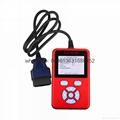 Carworth C100-A 12V/24V Gasoline/Diesel Universal OBDII Scanner Tools