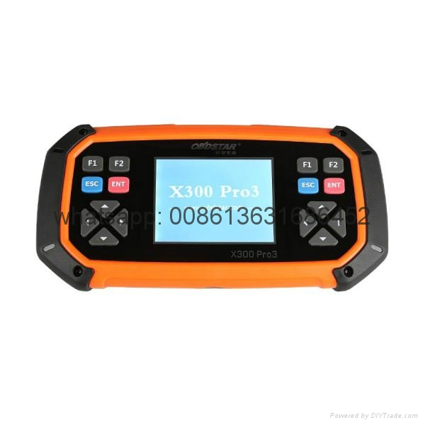 OBDSTAR X300 PRO3 Key Master English Version with Standard Configuration