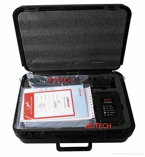 OBDSTAR X300 DP PAD Tablet Key Programmer Full Configuration