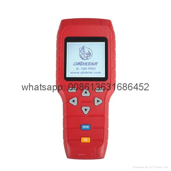X-100 PRO X100 Pro Auto Key Programmer (C) Type for IMMO and OBD Software Function