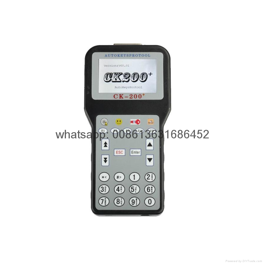 V50.01 CK-200 CK200 Auto Key Programmer Updated Version of CK-100