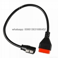 V170 CAN Clip for Renault Latest Renault Diagnostic Tool with AN2131QC Chip