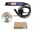 Latest V2.32 scania vci3 vci-3 Scanner Wifi Wireless Diagnostic Tool for Scania DHL free shipping