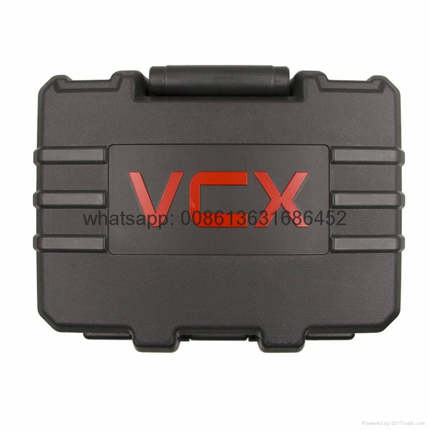 VXDIAG VCX PLUS Diagnostic Tool for Porsche Tester II V18.1 and for Land Rover/Jaguar V149 VXDIAG VCX-PLUS With Multi-languages