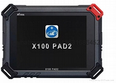 XTOOL Original X100 Pad2 key programmer with 4&5 IMMO Support EPB EPS OBD2