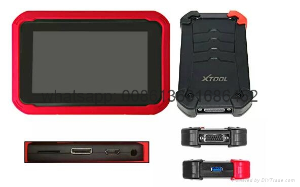 Xtool EZ400 Diagnostic Tool Free Update Online EZ 400 With Wifi Same Function as XTOOL PS90 PS 90 DHL Free