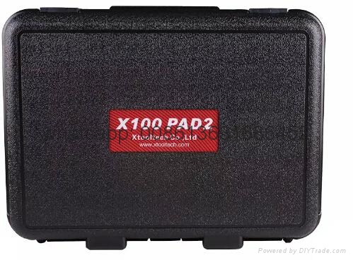 Original XTOOL X100 PAD2 x100 pad Better than X300 Pro3 Auto Key Programmer with Free Update Online DHL Free shipping