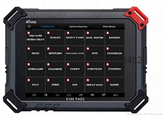 Original XTOOL X100 PAD2 x100 pad Better than X300 Pro3 Auto Key Programmer