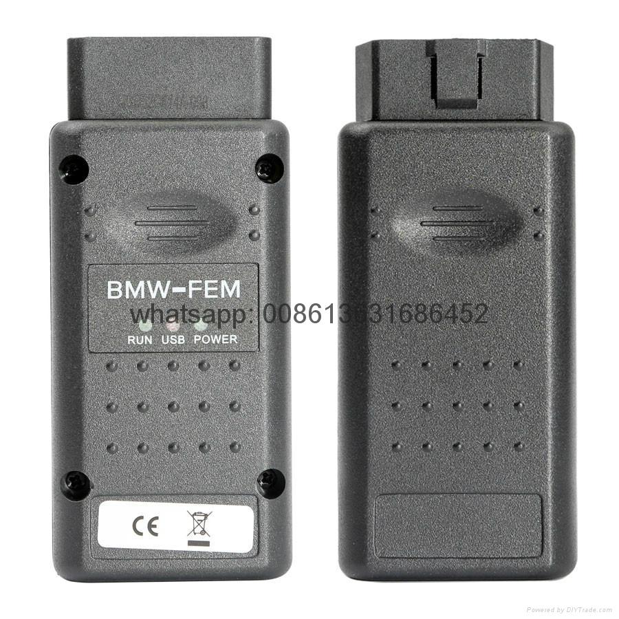 2017 Latest Yanhua BMW FEM/BDC Key Programmer Free Shipping by DHL