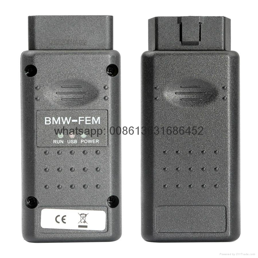 2017 Latest Yanhua BMW FEM/BDC Key Programmer Free Shipping by DHL