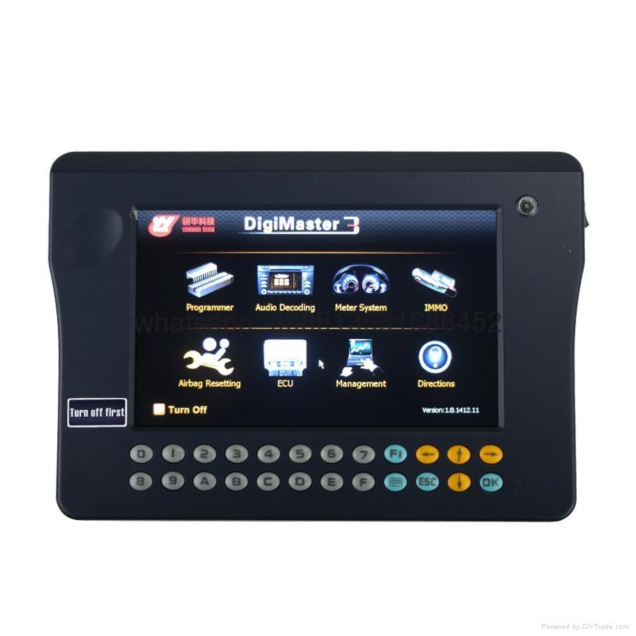 Promotion Yanhua Digimaster 3 Digimaster III Original Odometer Correction Master with 980 Tokens Update Online