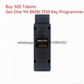 Buy 500 Tokens For Digimaster 3/CKM100