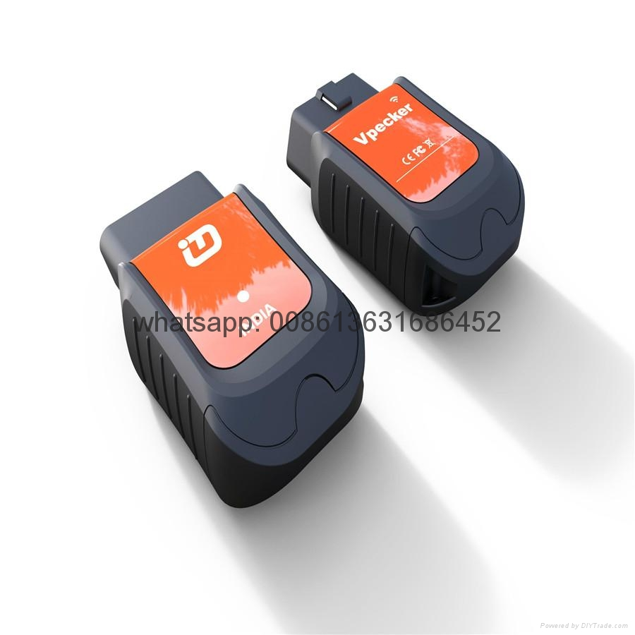 VPECKER EASYDIAG India Version Wireless OBDII OBD2 Full Diagnostic Tool for Tata/Maruti/Mahindra