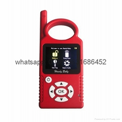 V8.3.0 Handy Baby Hand-held Car Key Copy Auto Key Programmer for 4D/46/48 Chips