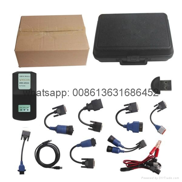 VXSCAN H90 J2534 Diesel Truck Diagnose Interface