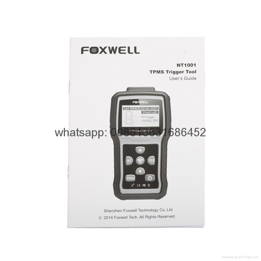 Foxwell NT1001 TPMS Trigger Tool