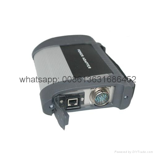 MB SD Connect C4 Star Diagnosis Tool Plus Dell D630 Laptop