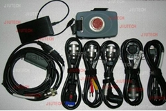 Mercedes Benz heavy duty universal truck diagnostic tools Scanner for all vehicl
