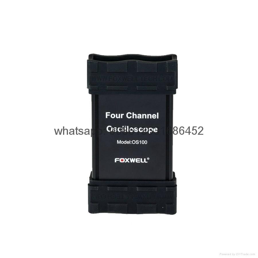 2017 New Arrival Foxwell OS100 Four Channel Automotive Measurement Oscilloscope