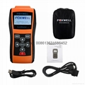 Foxwell NT600 Engine Airbag ABS SRS Reset Scan Tool for Cars/SUVs/Minivans