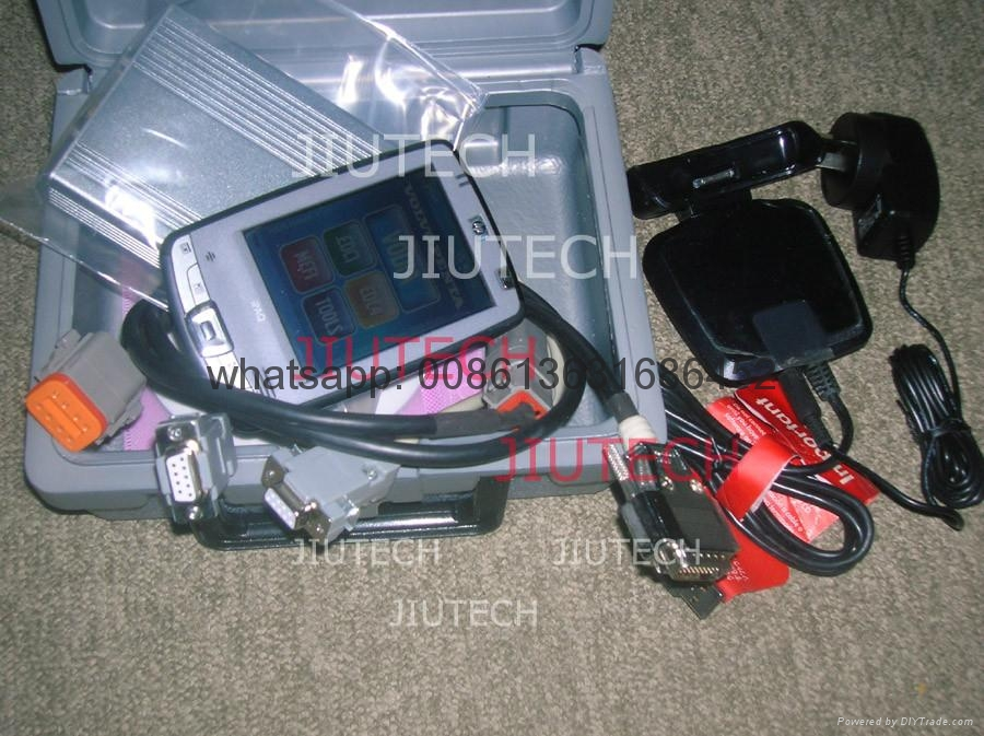 Volvo Industrial Diagnosis Vcads Penta Vodia Diagnostic Kit With Pda Version