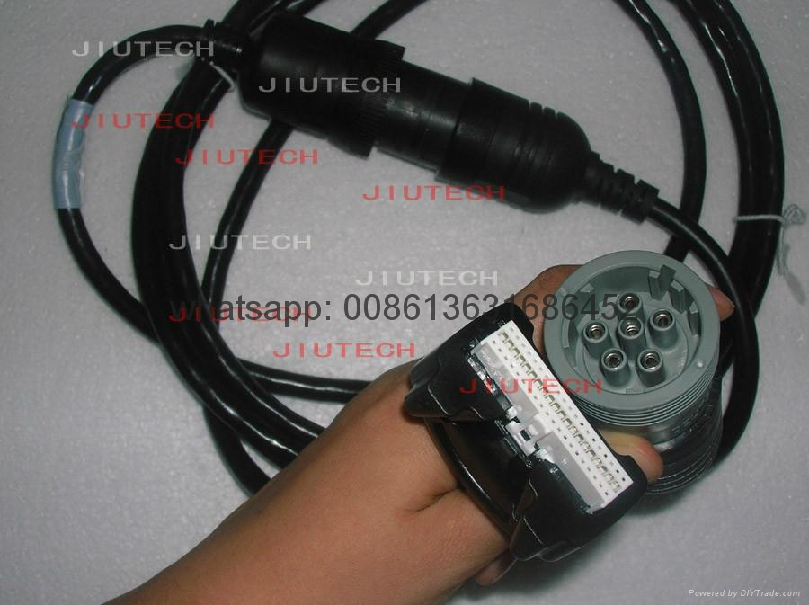volvo 6 pin + 9 pin diagnostic cable for Volvo interface 88890020 / 88890180
