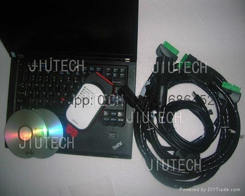 Renault Heavy Duty Truck Diagnostic Scanner Construction Scanner