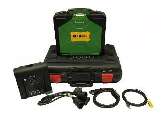TEXA John Deere Farm Construction Tractor Diagnostic Laptop Kit