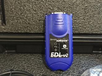 John Deere Service Advisor EDL v2 Adapter
