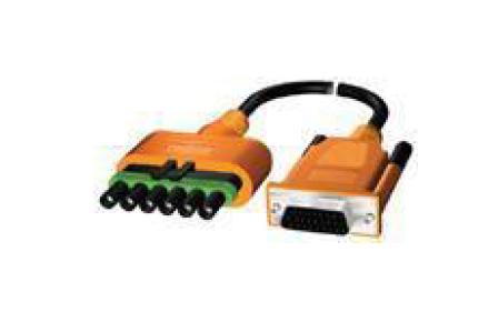 John Deere Equipment W3 Connector Cable Service Advisor EDL