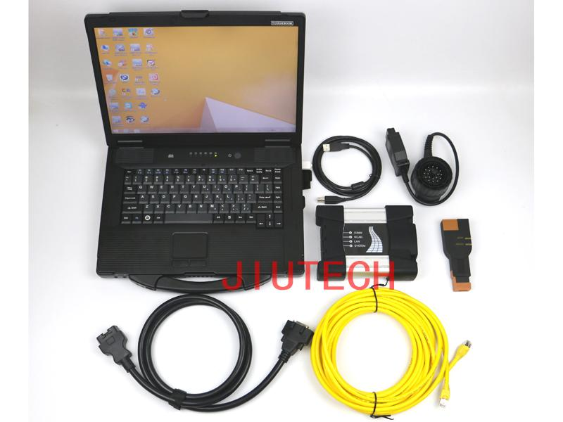 BMW ICOM NEXT Diagnosis tool+CF52 laptop BMW, MINI, Rolls-Royce BMW-Model.
