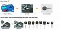 Auto Key Cutting Machine Decoding / Cutting Korea raclMie-A7 Automotive Key