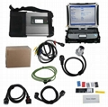 Version MB SD Connect C4/C5 Star Diagnosis Plus Panasonic CF 19  Laptop