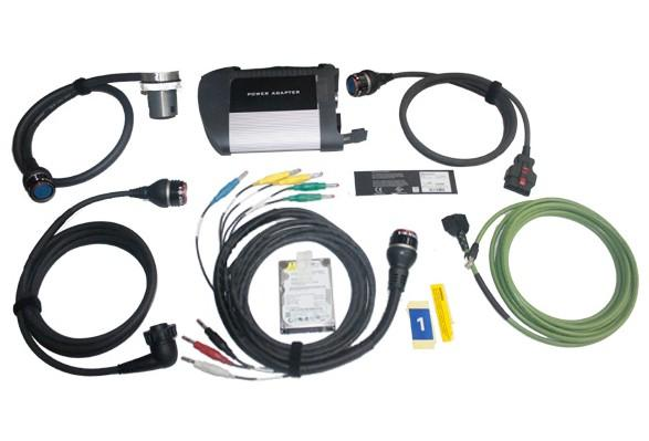 MB SD Connect Compact 4Star Diagnostic ToolWith WiFi Vediamo and DTS Engineering