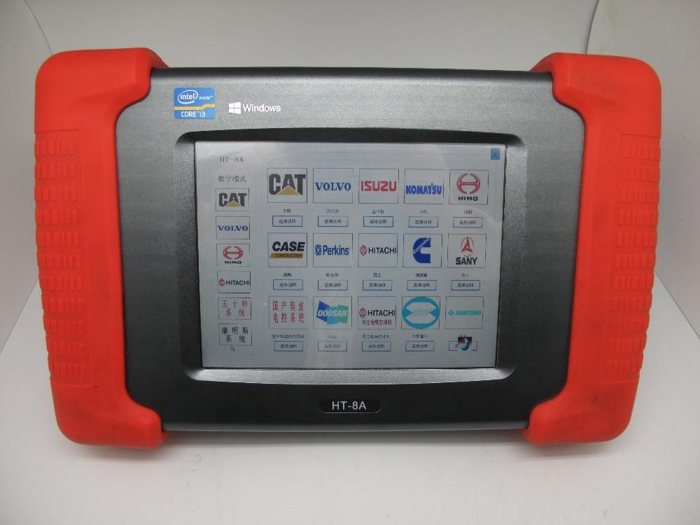 HT-8A heavy equipment Multi-diagnostic tool for construction vehicles and generators