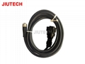 Still forklift canbox with IBM T420 latpop diagnostic cable 50983605400 truck bo