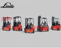 Linde Forklift Diagnosti