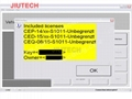 LIEBHERR DIAGNOSTIC KIT With T420 laptop Liebherr Diagnostic Software with diagn