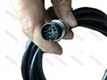 MTU ADEC Cable ECU7 Diagnostic Cable