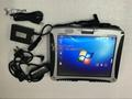 Interface Judit Incado Box Diagnostic Kit JUDIT 4 Jungheinrich with cf19 laptop  12