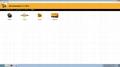 JCB Electronic Service Tool JCB Service Master Heavy Duty Diagnostic Scanner kit